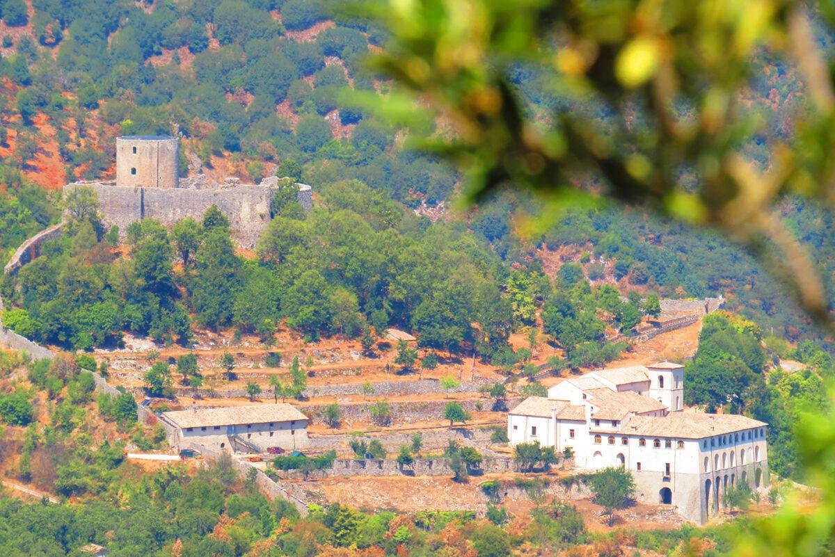 Il castello del Monte