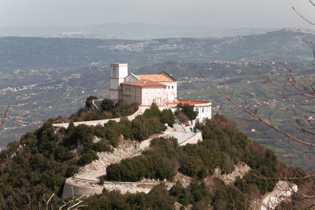 Santuario del S.S Salvatore