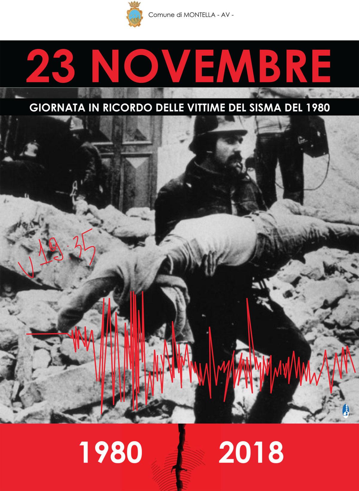 23 Novembre giornata del ricordo