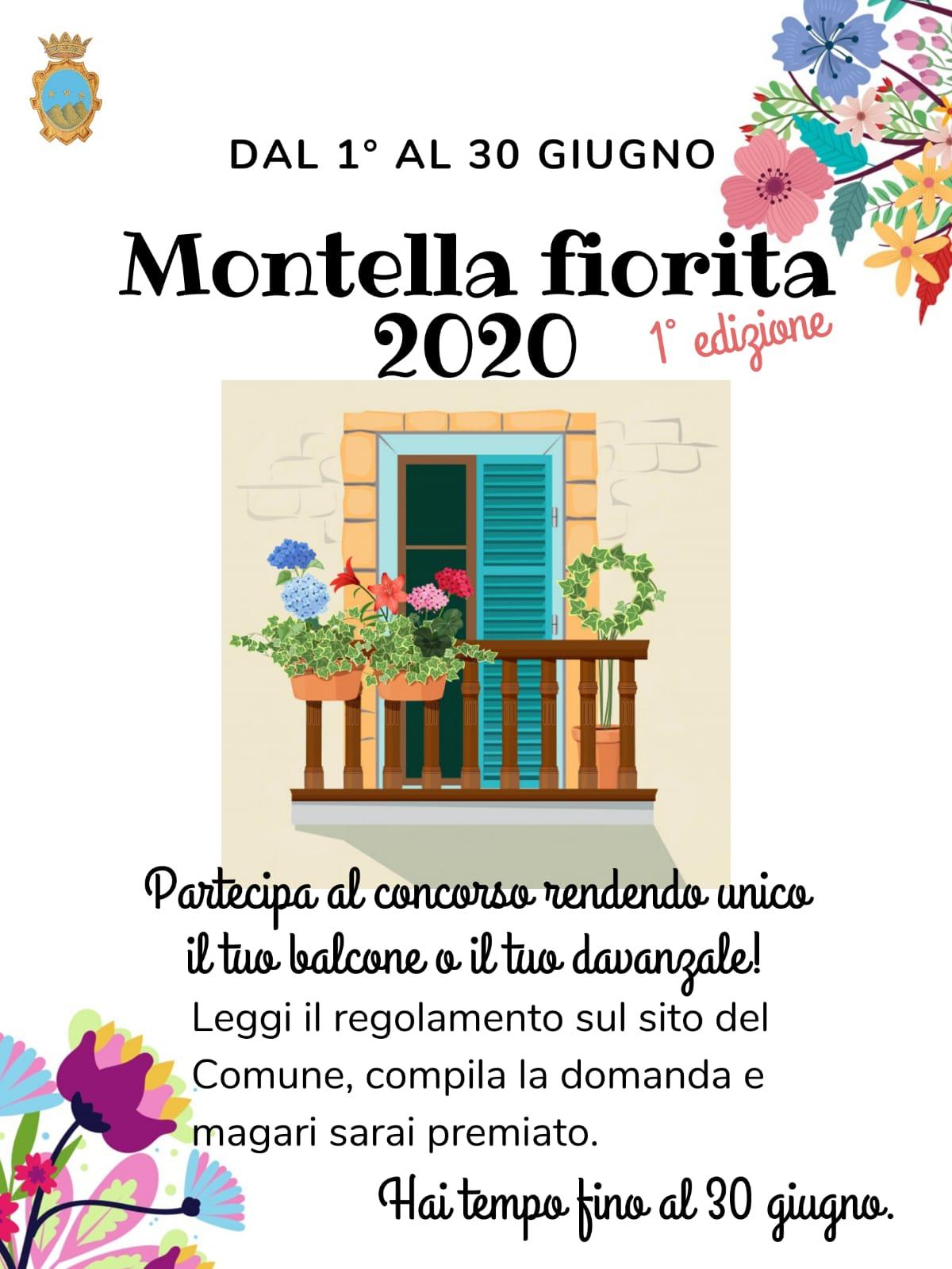 Montella fiorita 2020