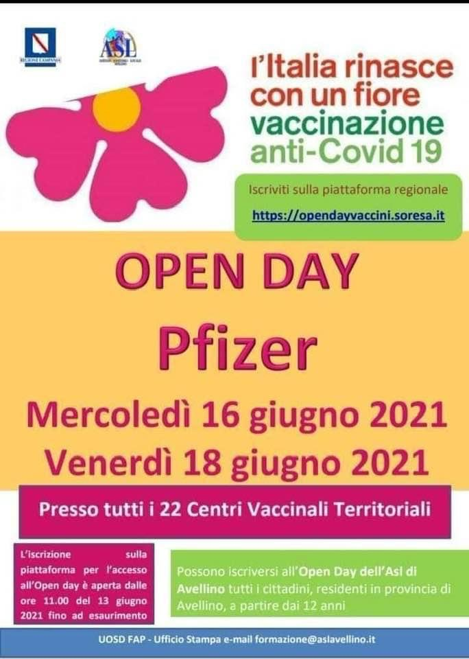 Open day PFIZER